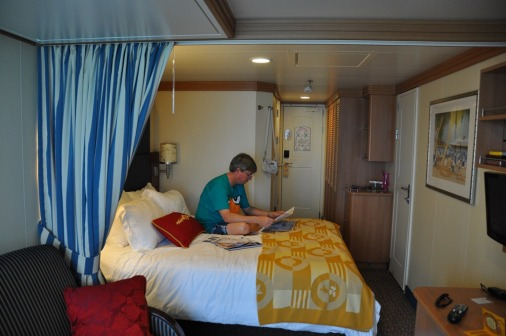 Cabin 7058 Disney Dream