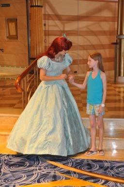 Disney Dream Arial
